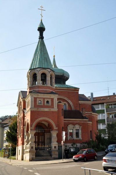 Russisch-Orthodoxe Kirche des Hl. Nikolaus von Myra in